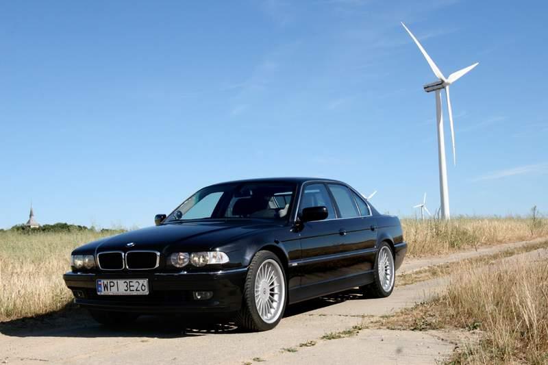 BMW E38 Club - Все по уму и красиво!